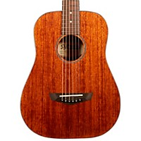 Deals on D'Angelico Premier Utica Mini Acoustic Guitar Natural