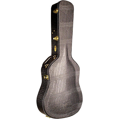Guild Premium Alligator Grand Orchestra Acoustic Guitar Case