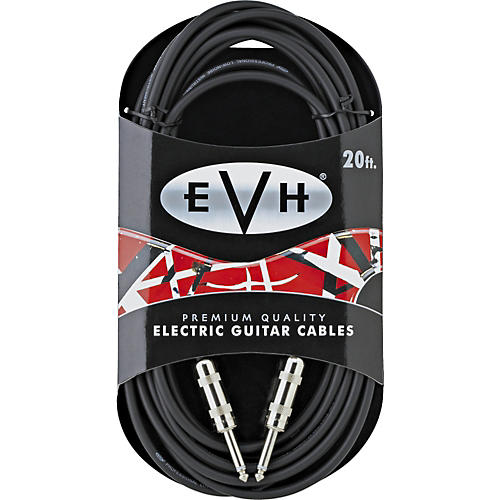 EVH Premium Electric Guitar Cable - Straight Ends