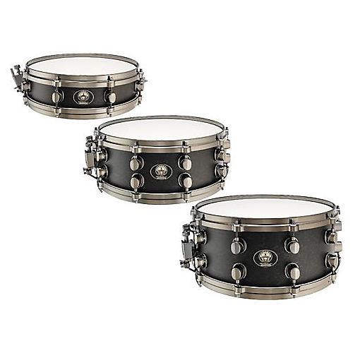 Mapex Premium Series Black Panther Birdseye Maple Snare Drum