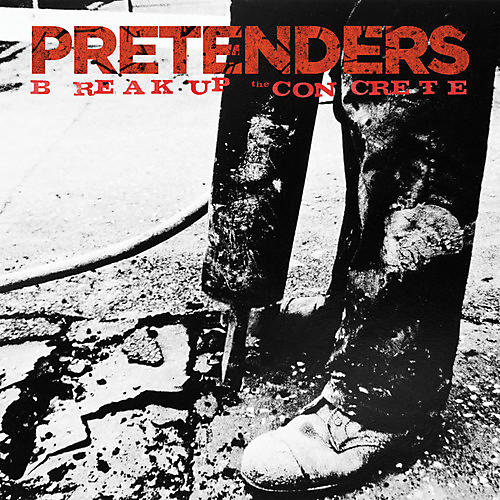 Alliance Pretenders - Break Up the Concrete