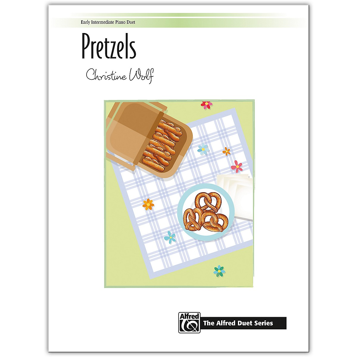 Alfred Pretzels Early Intermediate