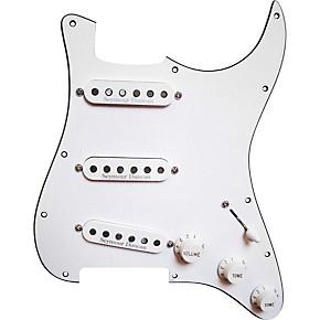seymour duncan prewired pickguard with california 50 39 s ssl 1 pickups white white guitar center. Black Bedroom Furniture Sets. Home Design Ideas