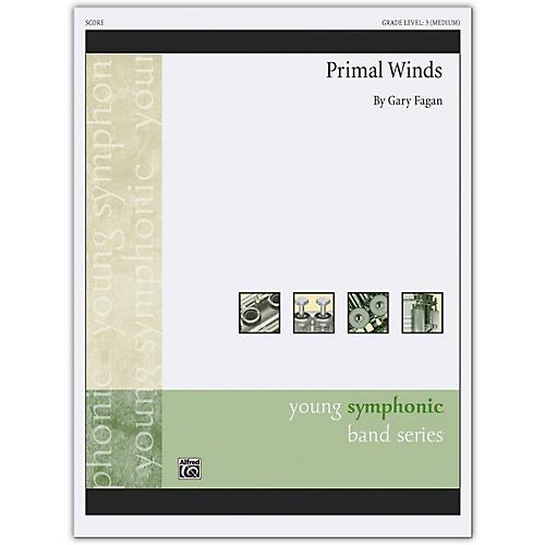 Alfred Primal Winds Conductor Score 3 (Medium)