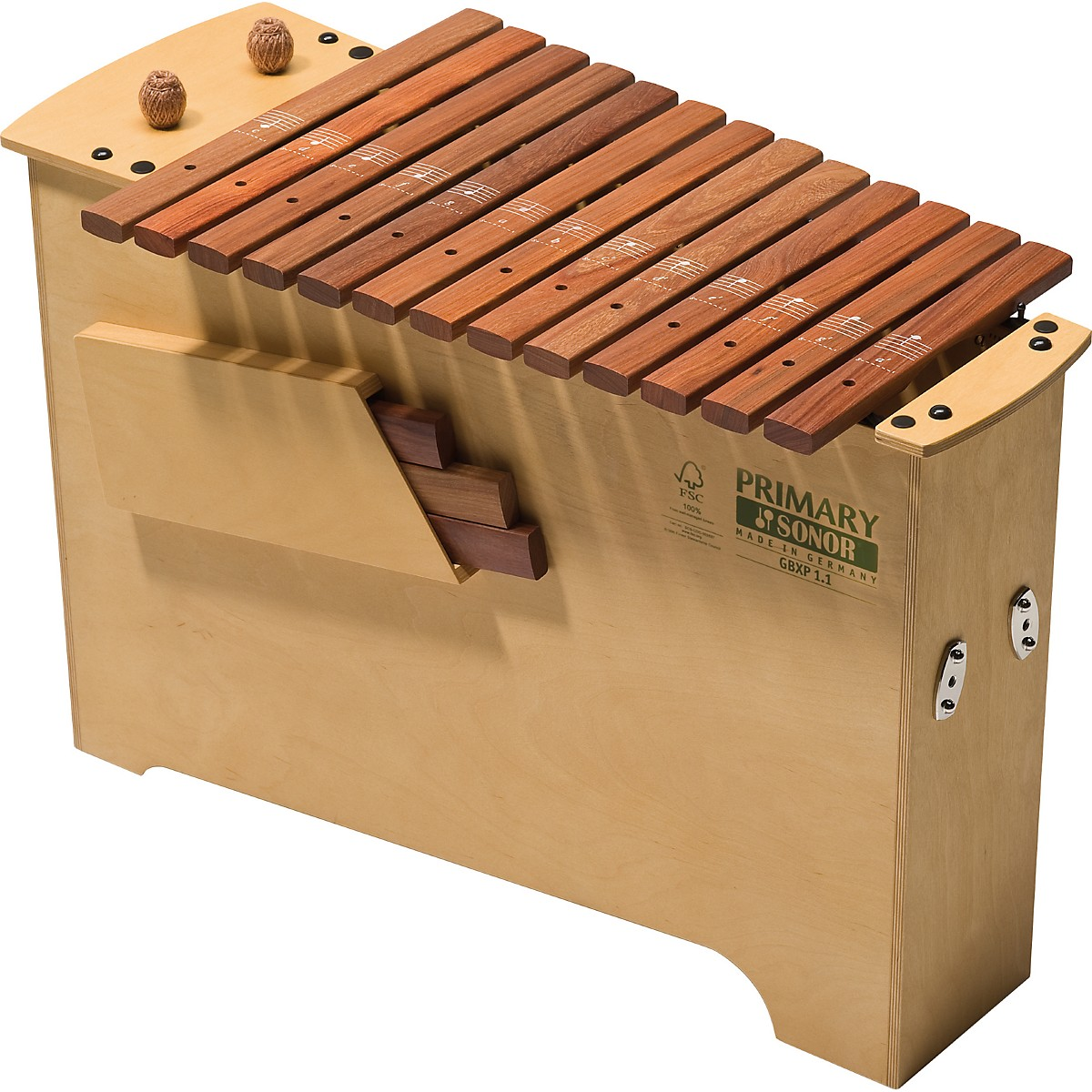 Sonor Orff Primary Line FSC Deep Bass Xylophone