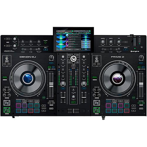 Denon DJ Prime 2 Standalone 2-Channel DJ Controller