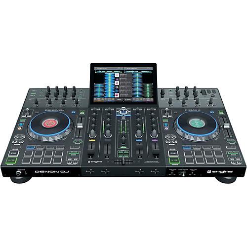 Denon Prime 4 Professional 4-Channel DJ Controller