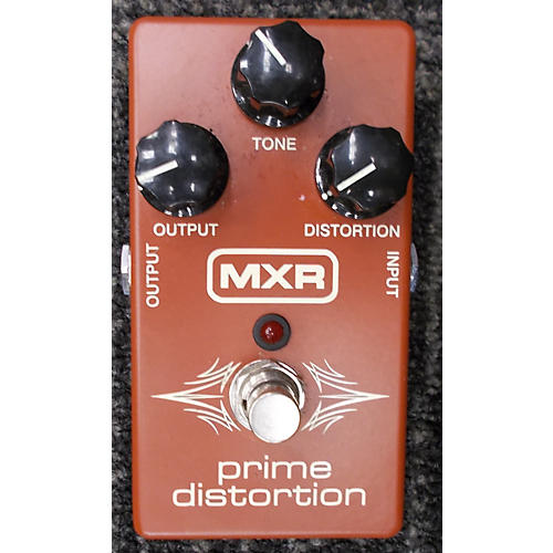 MXR Prime Distion Effect Pedal