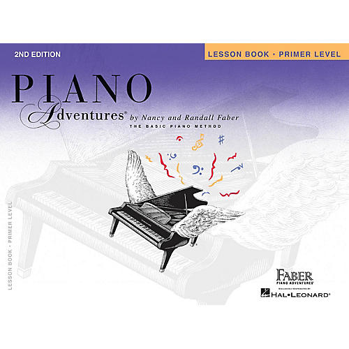 Faber Piano Adventures Primer Level - Lesson Book - Original Edition Faber Piano Adventures Series Book by Nancy Faber