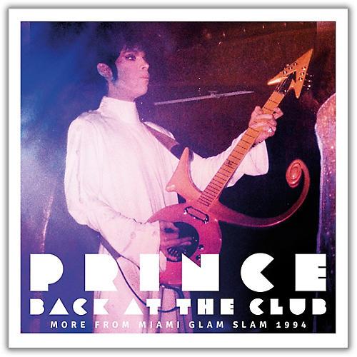 MVD Prince - Back At The Club Vinyl LP