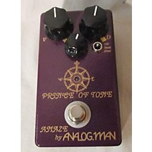 Analogman Prince Of Tone Effect Pedal