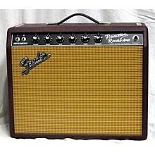 Fender Princton Reverb Bordeauex Tube Guitar Combo Amp