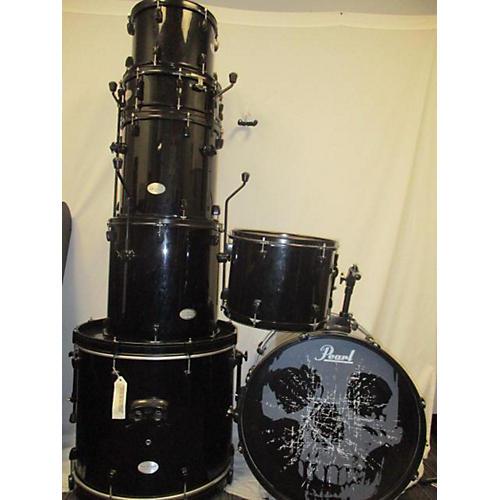 Pearl Prism Of Darkness Drum Kit