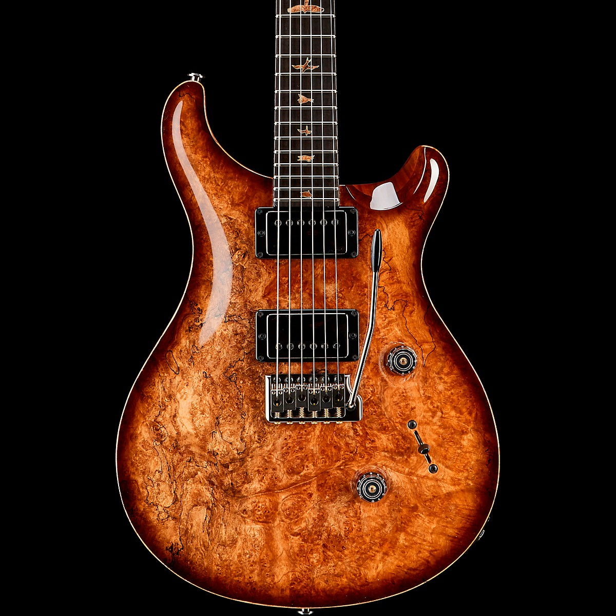 PRS Private Stock Custom 24 with Spalted Maple Top and Mahogany Back