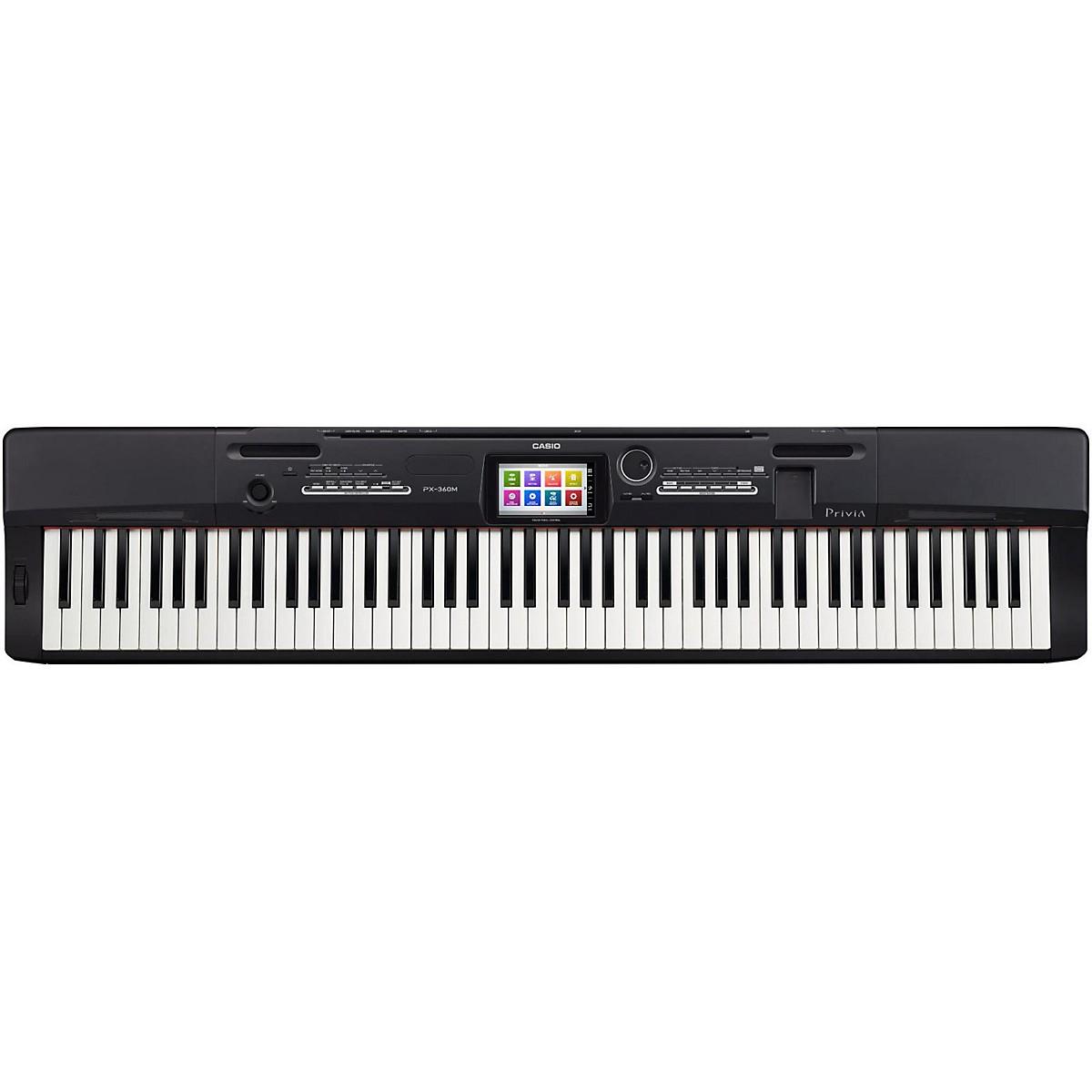 Casio Privia PX360 Portable Digital Piano