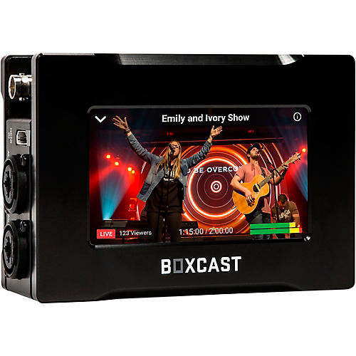 BoxCast Pro - HEVC Streaming Encoder