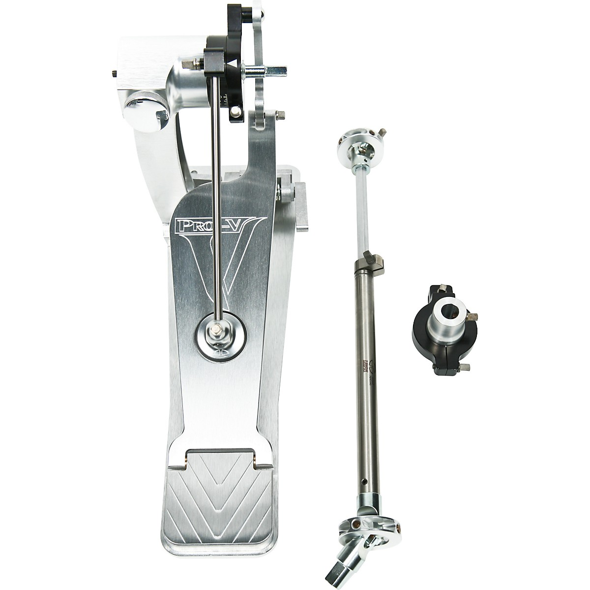 Trick Pro 1-V Detonator Double Pedal Conversion Kit