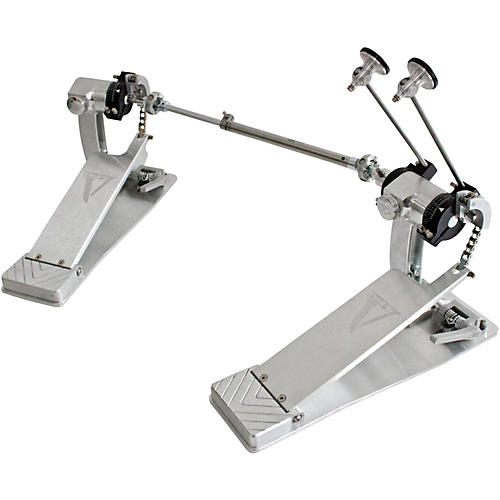 Trick Pro 1 V Short Board Chain Drive Double Bass Drum Pedal