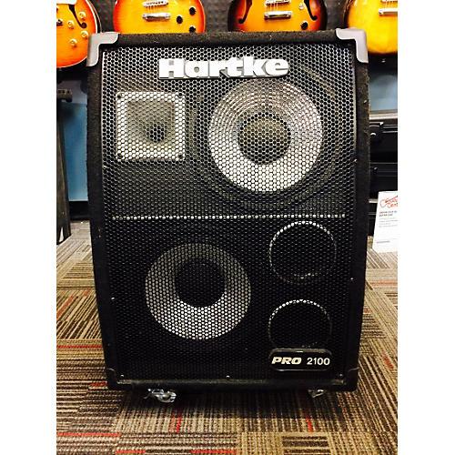 Hartke Pro 2100 Black Bass Cabinet