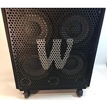 Warwick Pro 411 4x10 Bass Cabinet