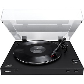 ion pro 80 automatic record player guitar center. Black Bedroom Furniture Sets. Home Design Ideas