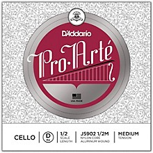 D'Addario Pro-Arte Series Cello D String