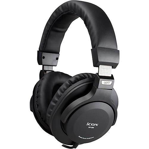 Icon Pro Audio HP-200 Over Ear Headphones