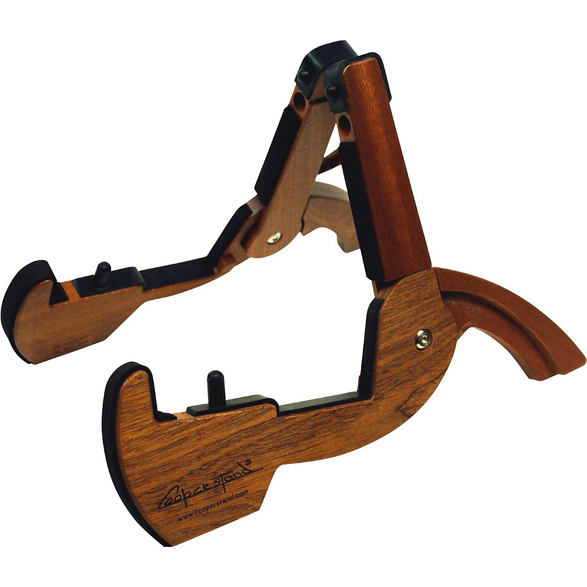 Cooperstand Pro-B Sapele Banjo Stand