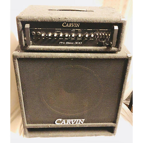 Carvin Pro Bass 300 Bass Stack