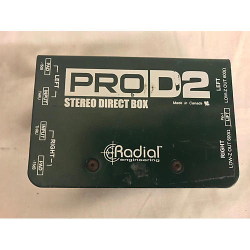 Radial Engineering Pro-D2 Direct Box