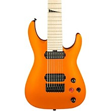 Pro Dinky DKA8 Electric Guitar Satin Orange Blaze