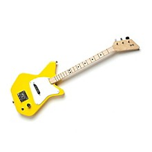 Pro Electric Guitar for Kids Yellow
