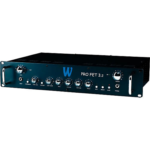 Warwick Pro Fet 3.2 300W Bass Amp Head
