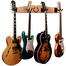 A&S Crafted Products Pro-File Wall Mounted Guitar Rack