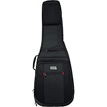 Gator Pro-Go Series Ultimate Gig Bag For 335 Guitar Level 1 Black
