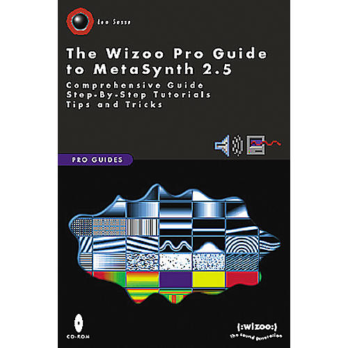 Wizoo Pro Guide Book to Metasynth 2.5