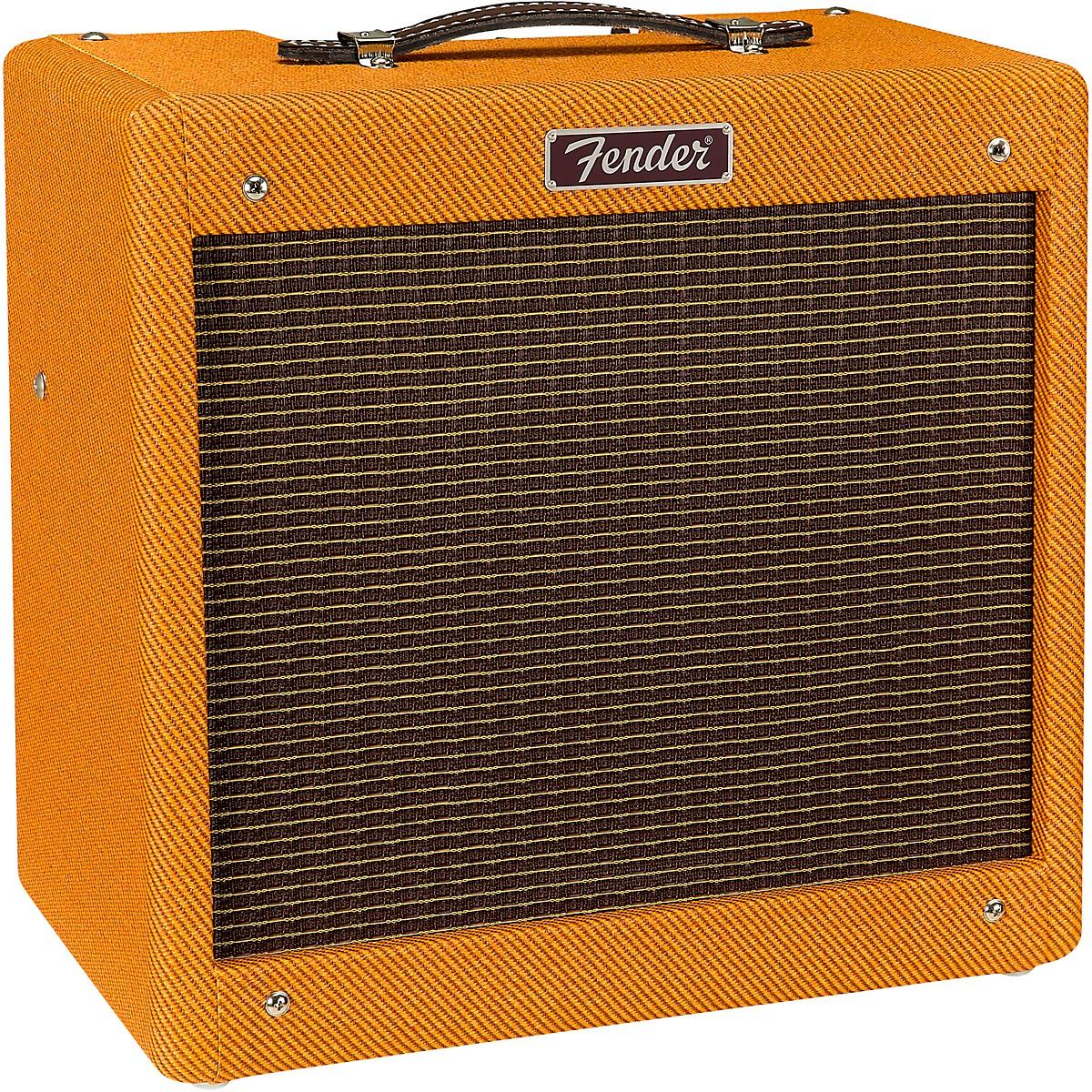 Fender Pro Junior IV 15W 1x10 Tube Guitar Combo Amplifier