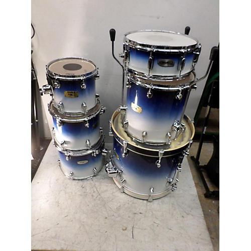 e1f99016f216 Used Mapex Pro M Drum Kit Blue