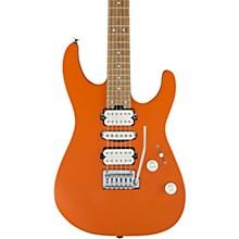 Pro-Mod DK24 HSH 2PT CM Electric Guitar Satin Orange Crush