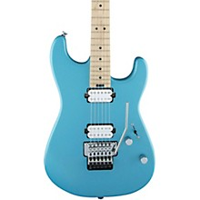 Pro Mod San Dimas Style 1 2H FR Electric Guitar Level 1 Matte Blue Frost
