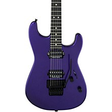Pro-Mod San Dimas Style 1 HH FR E Ash Electric Guitar Deep Purple Metallic