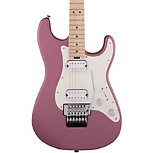 Pro Mod So Cal Style 1 2H FR Electric Guitar Burgundy Mist