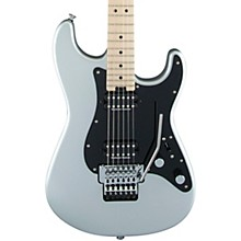 Pro Mod So Cal Style 1 2H FR Electric Guitar Satin Silver