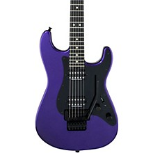 Pro-Mod So-Cal Style 1 HH FR Electric Guitar Deep Purple Metallic