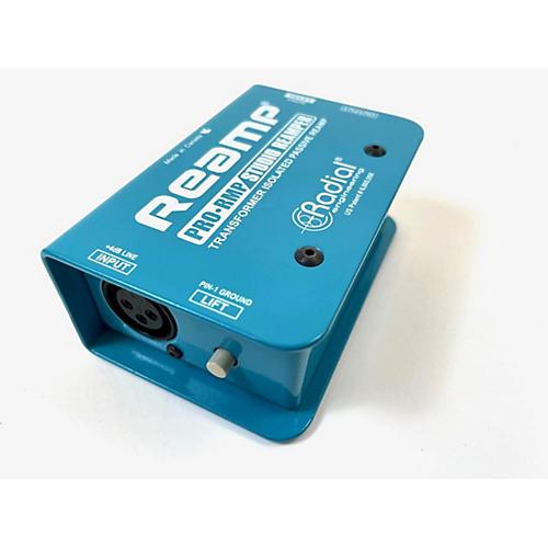 Radial Engineering Pro RMP Direct Box