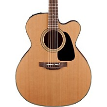 Takamine Pro Series 1 Jumbo Cutaway Acoustic-Electric Guitar Level 1 Natural