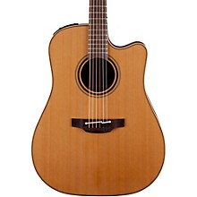 Takamine Pro Series 3 Dreadnought Cutaway Acoustic-Electric Guitar Level 2 Natural 190839129208