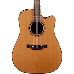 Takamine Pro Series 3 Dreadnought Cutaway Acoustic-Electric Guitar by Takamine