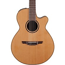 Takamine Pro Series 3 Folk Nylon Cutaway Acoustic-Electric Guitar Level 1 Natural