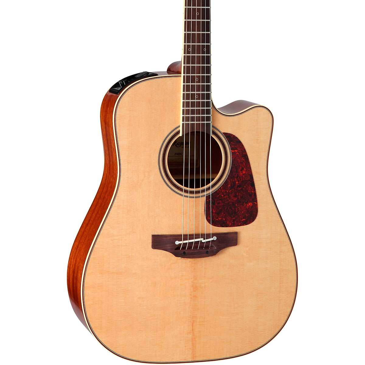 Takamine Pro Series 4 Dreadnought Cutaway Acoustic-Electric Guitar